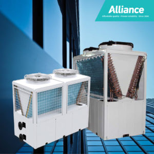 COMMERCIAL HEAT PUMPS - CYCLE HEATING