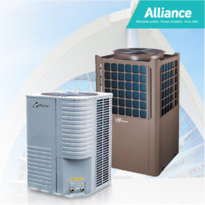 COMMERCIAL HEAT PUMPS - DIRECT HEATING